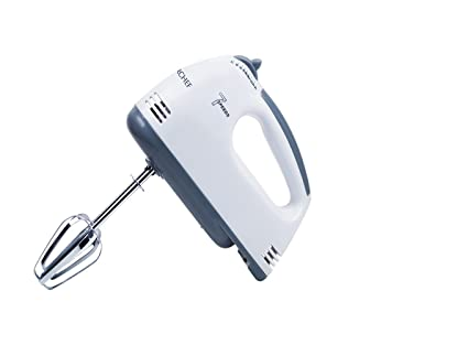 Wonderchef Ultima 63152668 120-Watts Hand Mixer (White/Gray)