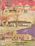 Ranch and Suburban Homes (1950): House Plans