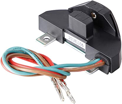 Mallory 6100M Distributor Module Mallory Ignition E-Spark, Thermalclad