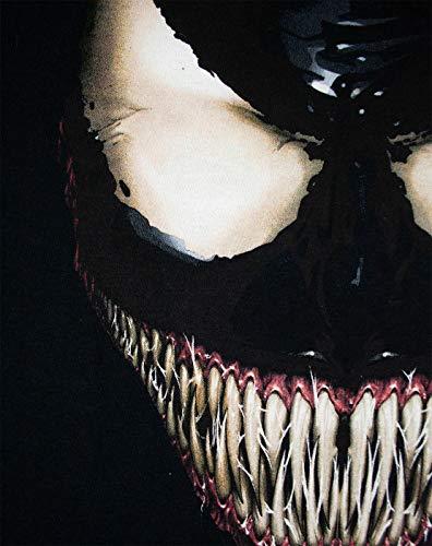 Face Marvel Venom Men's T shirt QxrCsdth