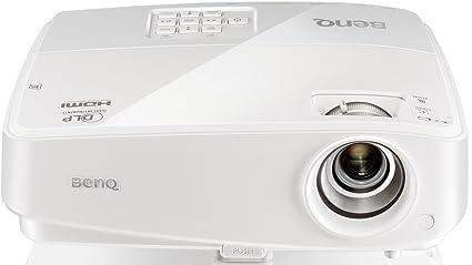 Benq MW526E - Proyector (3D, HDMI, HD, 3200 ANSI, VGA), color blanco