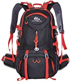 Best Backpack With Removable - 50L waterproof outdoor backpack travel backpack with removable Review