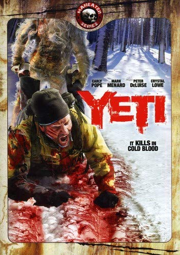 (Yeti: Maneater Series)