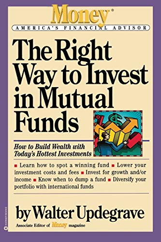 51qYd1dyCrL - The Right Way to Invest in Mutual Funds (Money America's Financial Advisor)