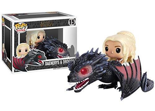 Funko Pop Rides  Game Of Thrones   Dragon   Daenerys Action Figure
