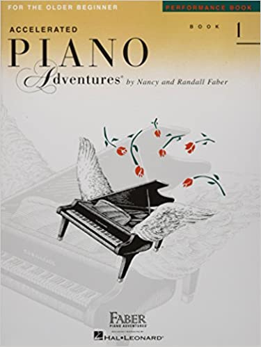 accelerated piano adventures performance book level 1