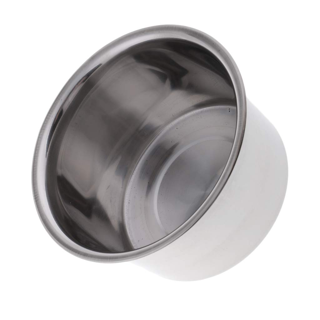 kesoto Stainless Steel Wax Melting Pot Double Boiler Base for Candle Soap Making