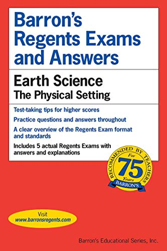 Which is the best barrons regents earth science?