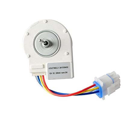 amazon com: evaporator motor for frigidaire electrolux 241509402 ap3958808  ps1526073: home improvement