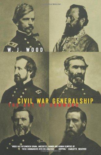 Download Civil War Generalship: The Art Of Command pdf epub