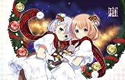 ご注文はうさぎですか?? タオルケット ココア & チノ クリスマス