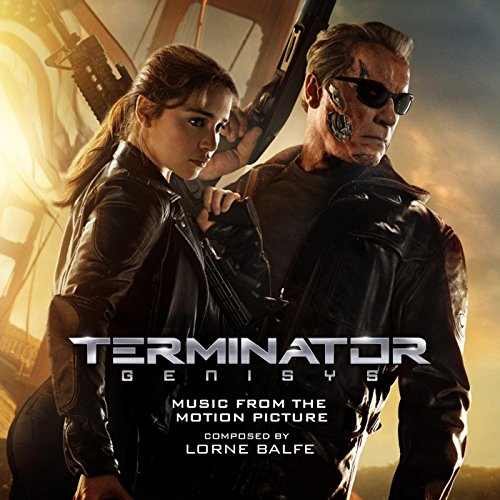 Terminator Genisys (Music from...