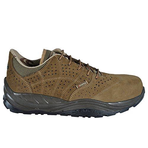 Cofra 55110-000.W42 - Zapato Lymph S1 P Src T-42 marrón