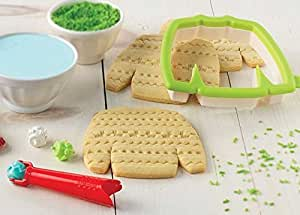 Good Cook Ugly Sweater Cookie Cutter Set 04766