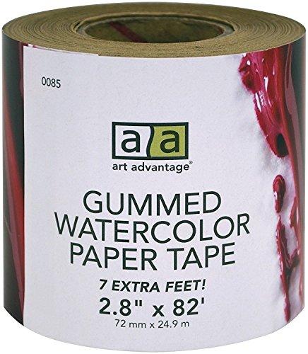 Kraft Gummed Paper Tape - 9