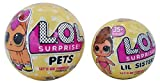 L.O.L. LOL Surprise Doll Series 3 Lil Sisters & Pets Ball Bundle Deal (Small Image)