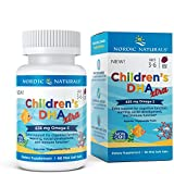 Nordic Naturals Children's DHA Xtra – Potent Omega 3 Formula with Twice The DHA for Kid's Cognitive Development, Learning and Mood, Berry Punch, Softgel – 90 Count Review