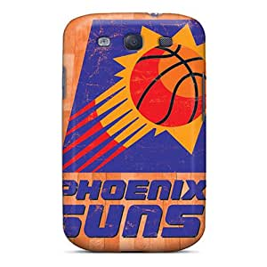 Samsung Galaxy S3 QHb5051xODl Customized Beautiful Phoenix Suns Pictures Shockproof Hard Phone Covers -Marycase88