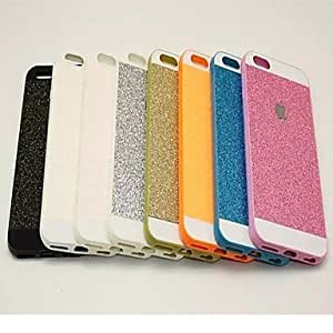 SOL Flash powder Soft TPU Case Cover for iPhone 6 (Assorted Color) , White
