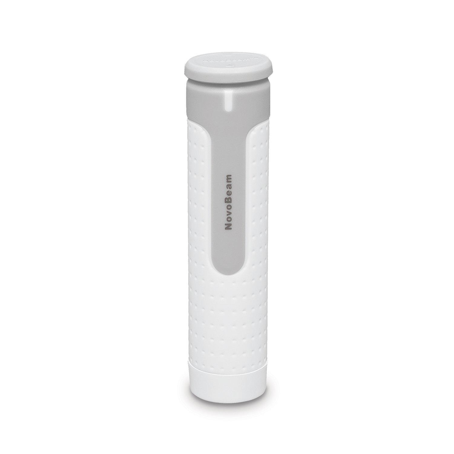 Novobeam NBP3000 Ultra-Compact Waterproof/Dustproof Portable USB External Battery Pack Charger/Power Bank, 3,000 mAh, Compatible with most Smartphones and other USB Powered Devices Instapark NBP3000-WHT