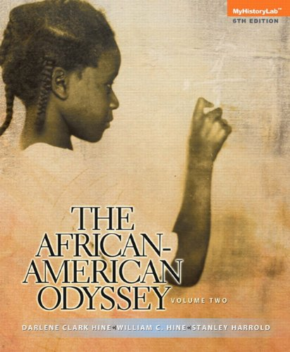 : The African-American Odyssey: Volume 2 (6th Edition)