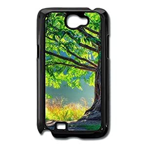 Galaxy Note 2 Cases Tree Design Hard Back Cover Cases Desgined By RRG2G