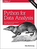 Python for Data Analysis: Data Wrangling with Pandas, NumPy, and IPython, 2nd Edition Front Cover