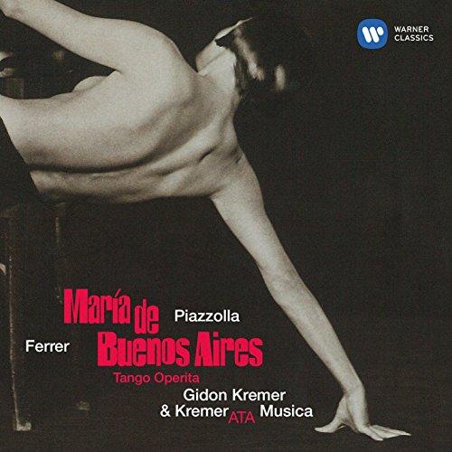 Piazzolla: Maria de Buenos Aires (Original Jacket Series)