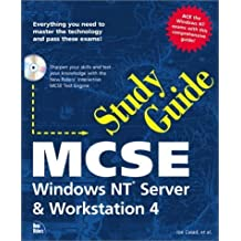 MCSE Study Guide: Windows NT Server and Workstation 4 (Sams Teach Yourself) by Joe Casad (1996-12-01)