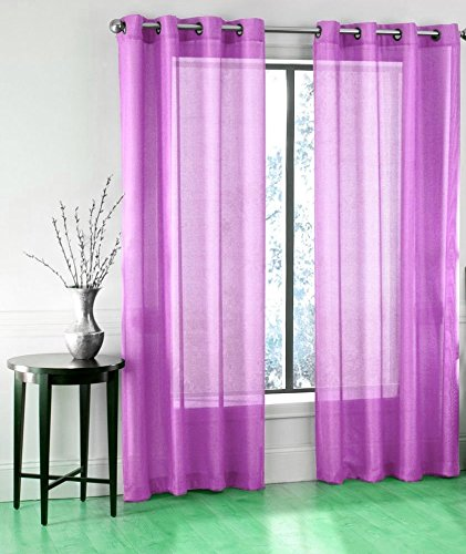 GorgeousHomeLinen RubyDifferent Treatment Curtain Grommets product image