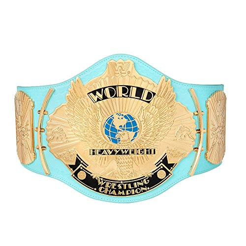 WWE Replica Blue Winged Eagle Championship Title Belt in No Color