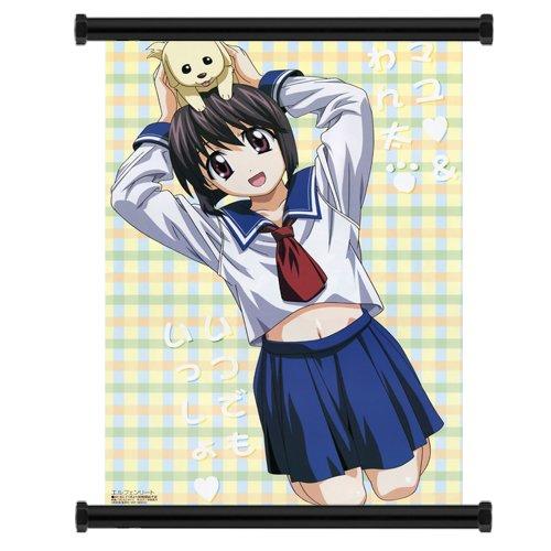 Elfen Lied Anime Fabric Wall Scroll Poster Wp -Elfen Lied-7