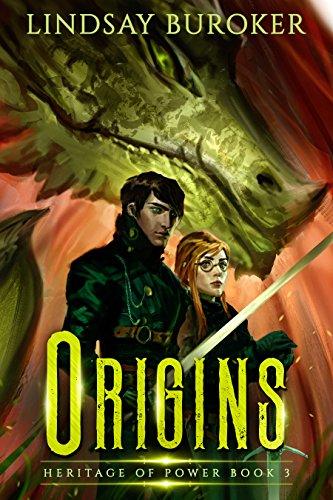 Origins (Heritage of Power Book ()