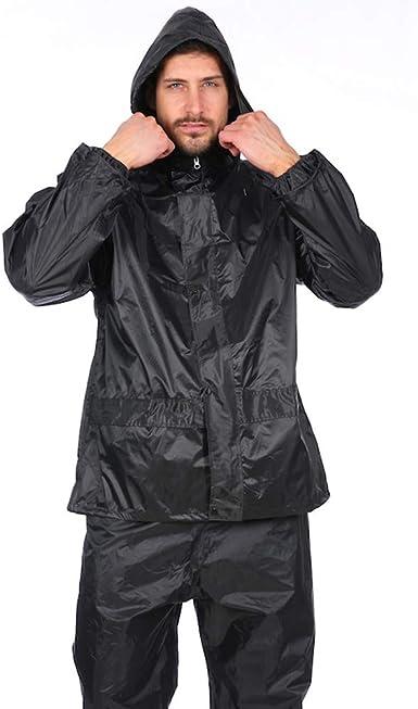 dihope homme noir veste