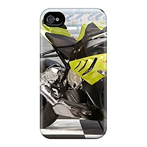 Rugged Skin Iphone 5/5S - Eco-friendly Packaging(bmw S1000rr 2014)