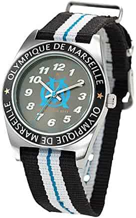 Olympique de Marseille Watch - textile strap