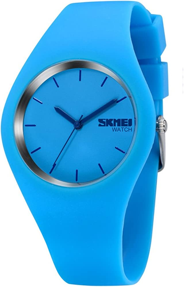 Skmei Fashion Simple Style Sports Quartz Wrist Watch