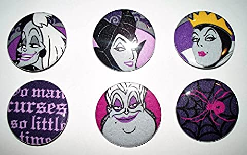 Disney Villianesses 1.5