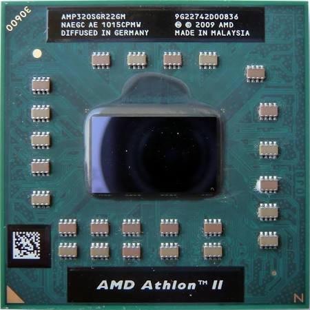 AMD Athlon II P320 2.1 GHz Dual-Core (AMP320SGR22GM) Processor