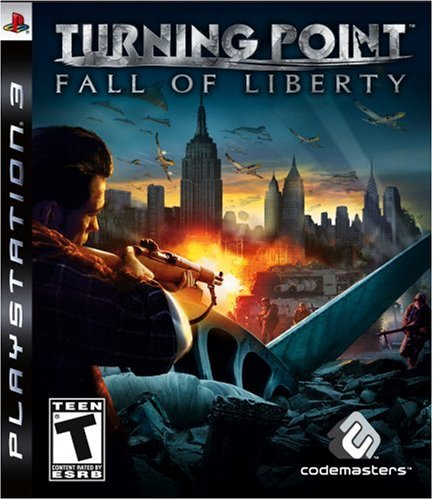 Turning Point: Fall of Liberty - Playstation ()