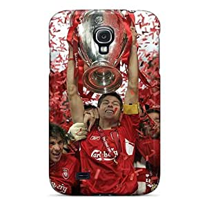 New Arrival Case Specially Design For Galaxy S4 (sport Liverpool Eurofinal)