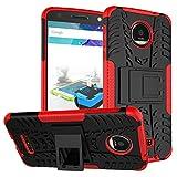 Best Kickstand Cases For Motorolas - Moto Z Case, Moto Z Droid Case,Hard Silicone Review