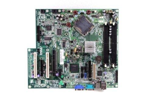 Socket Set Chip 775 (Genuine Dell NJ886, M9873 PowerEdge SC430 Tower PE430 Intel E7230 Chipset Socket-T DDR2 Motherboard Logic Main System Board Compatible Part Numbers: NJ886, M9873)