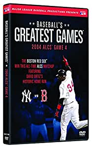 Baseball's Greatest Games: 2004 ALCS Game 4 [DVD]