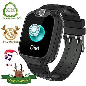 Amazon.com: Kids Smart Watch - HD Touch Screen Sports ...