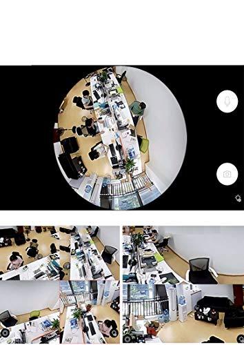 Whhhherr Cámara de seguridad WiFi for el hogar, cámara de ...