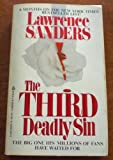 The 3rd Deadly Sin, Lawrence Sanders, 0425055078