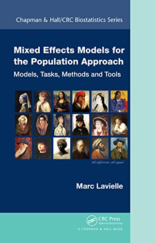 Download Mixed Effects Models for the Population Approach: Models, Tasks, Methods and Tools (Chapman & Hall/CRC Biostatistics Series) Pdf