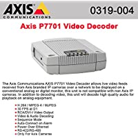 AXIS 0319-004 P7701 Video Decoder