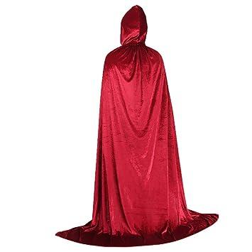 Meiju Unisex Disfraces de Halloween Horror Cadaver Vampiresa Reina ...